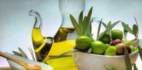 Простые рецепты красоты: оливковое масло