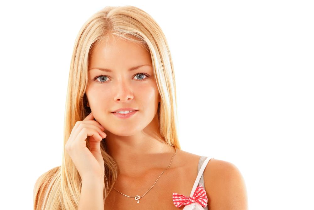 Уход за кожей лица для молодых девушек