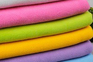 Флис: особенности ткани