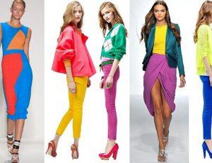 Советы стилиста по выбору основного цвета одежды