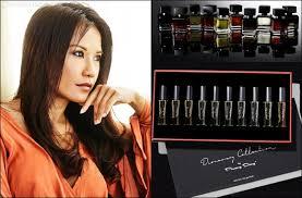 В России появился парфюмерный бренд Phuong Dang