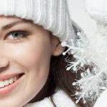 Уход за лицом в зимнее время года