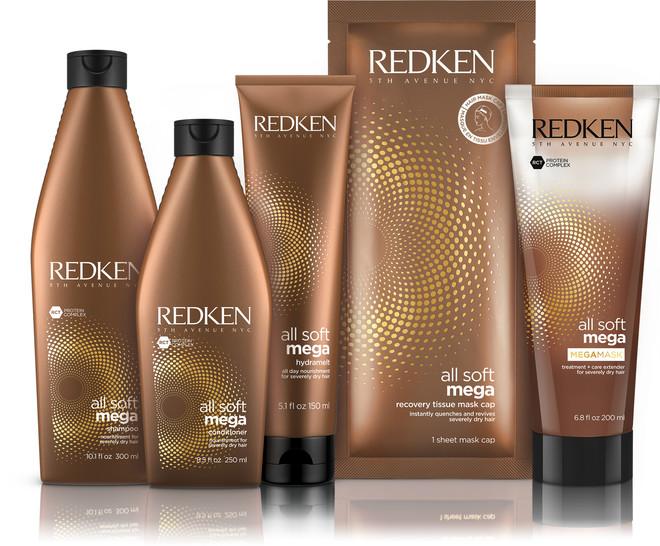 Эксперты Redken представили новую гамму для волос
