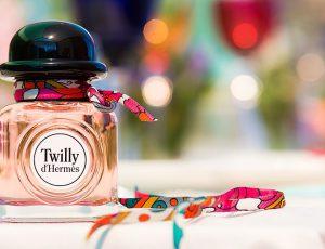 Hermès представили новый аромат Twilly d'Hermès