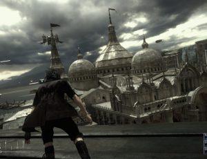 Легендарная японская игра Final Fantasy XV