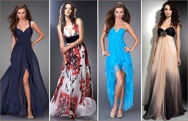 Как выбрать платье на выпускной вечер