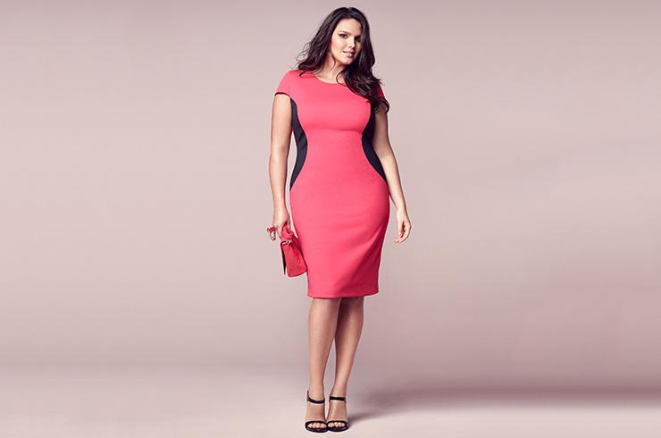 Женская одежда. Покупки онлайн для женской одежды размера плюс