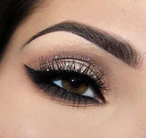 Как макияж может исправить форму глаз
