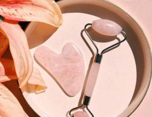 Новый тренд: кристаллы для массажа лица