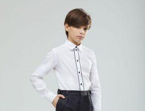 Школьные сорочки – подбираем лучший вариант для вашего ребенка