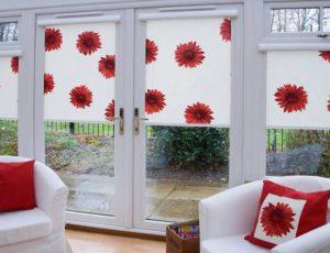 Рулонные шторы: преимущества, установка