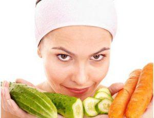Лучшие овощные маски для всех типов кожи