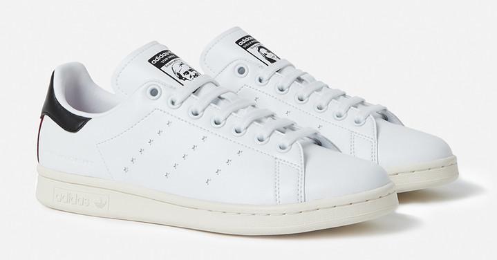 Стелла Маккартни создала первые adidas Stan Smith из экокожи
