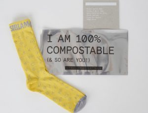 Stella McCartney разработала самые экологичные носки