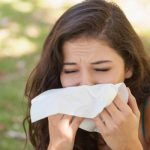 Склонны ли вы к аллергии?