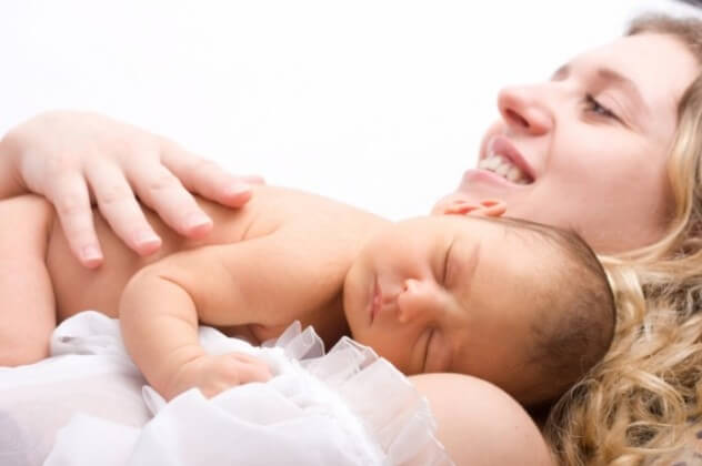 Первые дни малыша