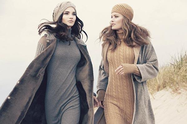 Зимние секреты стиля: как одеться?