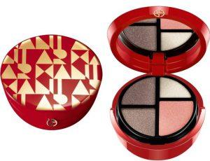 Ароматы и макияж: новогодняя коллекция Holiday от Giorgio Armani