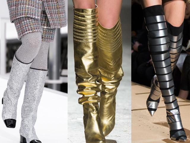 Модная обувь сезона весна-лето 2019