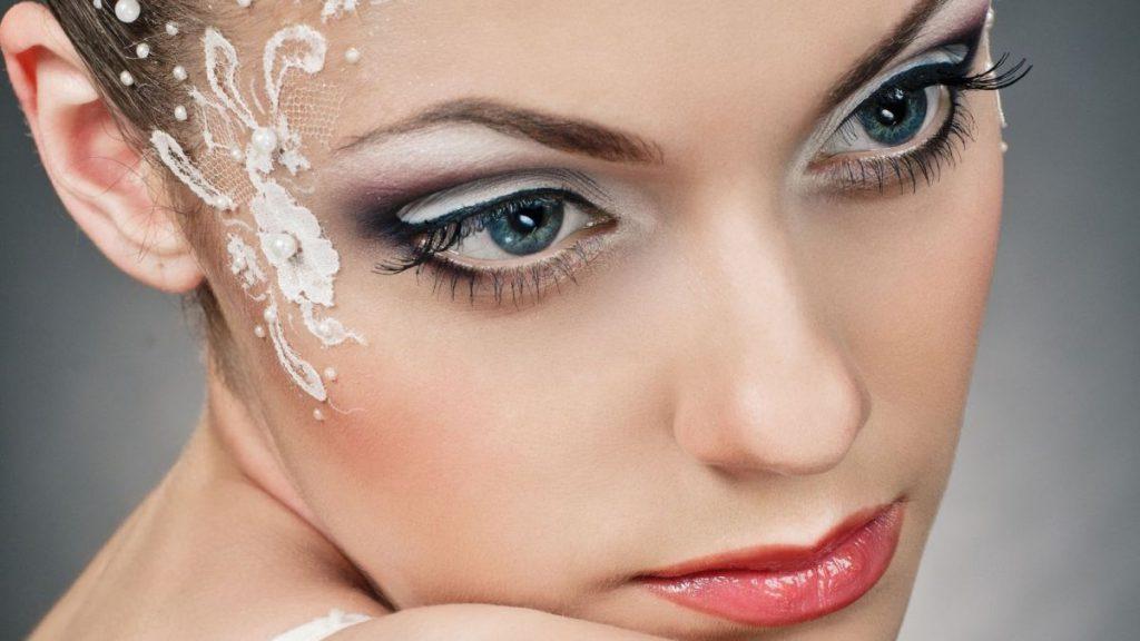 Новогодний макияж