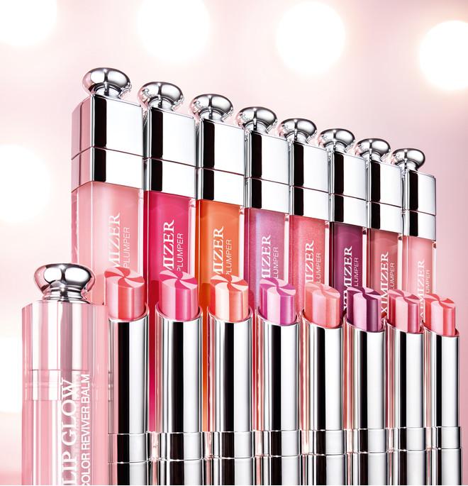 Самый знаменитый блеск для губ Lip Maximizer от Dior — теперь в нескольких оттенках
