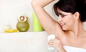Достоинства и недостатки дезодорантов