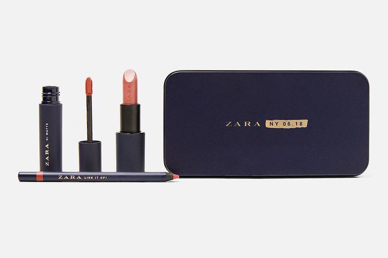 Zara запускает средства для макияжа