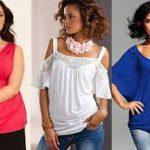 Как скрыть живот при помощи одежды