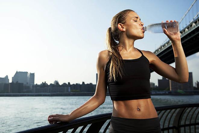 В режиме ускорения: напитки для плоского живота