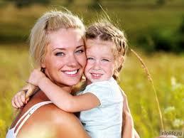 Женщина с ребенком желает познакомиться для создания семьи