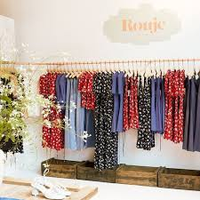 Жанна Дамас открыла свой первый магазин в Лос-Анджелесе