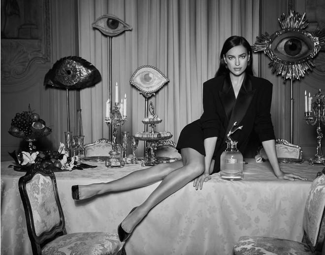Новое назначение: Ирина Шейк стала лицом аромата Jean Paul Gaultier