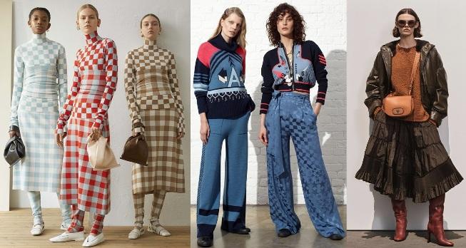 Тренды в одежде весна 2019