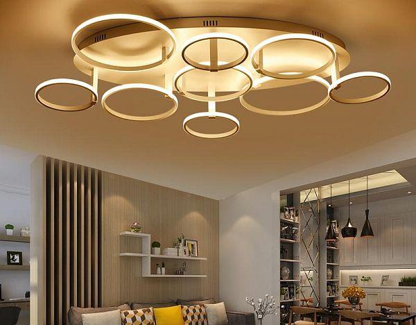 Домашнее освещение для безопасности, удобства и украшения