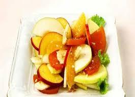 Капуста-яблоко-апельсин диета