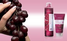 Виноград в косметике: как он работает и зачем нужен