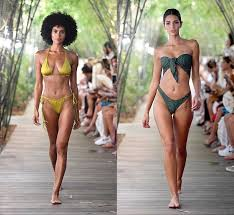 Что надеть на пляж: самые модные купальники