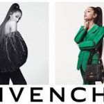 Givenchy представили лукбук FW 2019 с Арианой Гранде