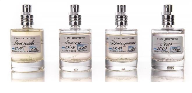 Искусственный интеллект в парфюмерии
