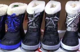 Сноубутсы для детей: все плюсы популярной обуви