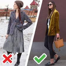 Как правильно одеваться худышке