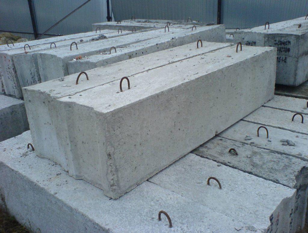 Фундаментные блоки ФБС. Блоки для стен подвалов