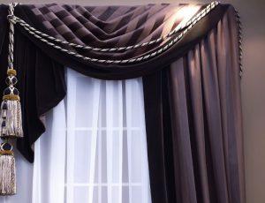 Зачем добавлять шторы на окна?