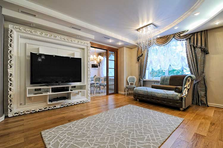 Высококачественный ремонт квартир от фирмы АСК Триан