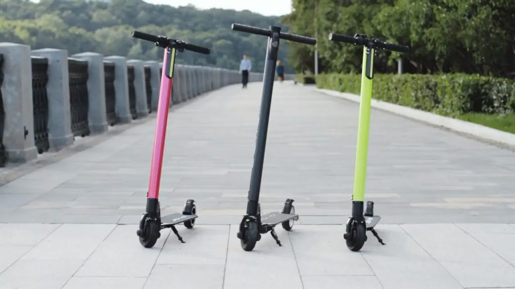 Лучший транспорт для прогулок – электросамокат