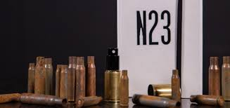 #БойкотN23: новый аромат с запахом пороха