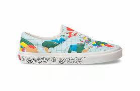 Vans выпустили коллекцию «Спаси нашу планету»