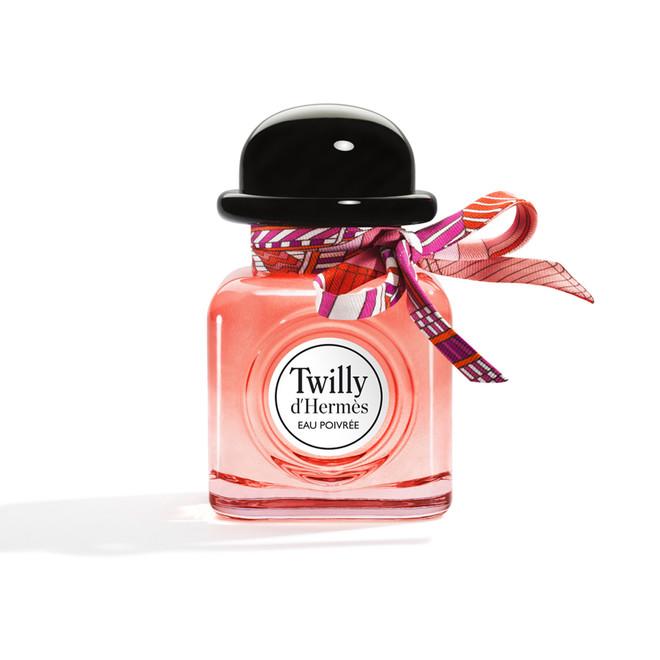 Pink winter: новый аромат Hermès для девушек с «перчинкой»