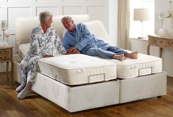Ортопедический матрас для пожилых людей