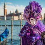 Зимний Венецианский карнавал